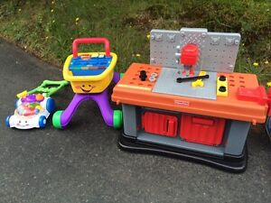 Infant to 3-year old Toys