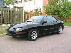1996 Pontiac Sunfire Cabriolet youyou