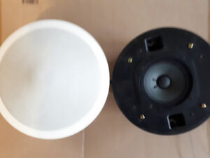 Complete used TOA F-121CM speakers, amp and processor