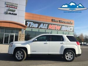 2011 GMC Terrain SLE-1   ACCIDENT FREE, FUEL SAVER, LOCAL TRADE