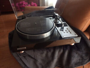 Pioneer XLC-1850 (PLC-590) High End turntable with FR-24 MK2