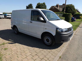 2012 62 Volkswagen Transporter 2.0TDi ( 102PS ) SWB T28 ONLY 64K