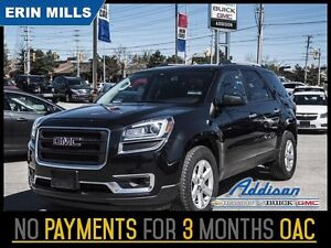 2015 GMC Acadia SLE  AWD REAR CAMERA 8 PASSENGER