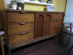 Set de chambre vintage
