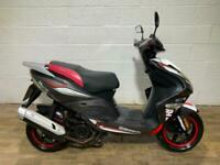 SINNIS HARRIER ZNEN ZN125 125CC 2016 Cat n spares or repair project scooter