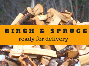 Firewood Factory: Reliable Delivery of Birch & Spruce St. John's Newfoundland image 4