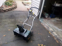 20 inches wide snowblower