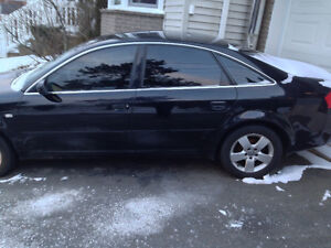 2002 Audi A6 Sedan - For Repair or Parts