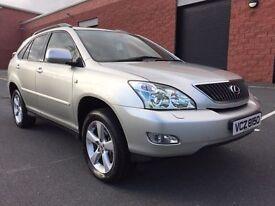 FEBRUARY 2004 LEXUS RX300 SE AUTOMATIC 3.0 V6 24V 4x4 JUST BEEN FULLY SERVICED