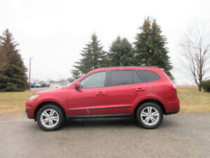 2010 Hyundai Santa Fe V6 Sport-  ONE OWNER SINCE NEW & WOW 107K!