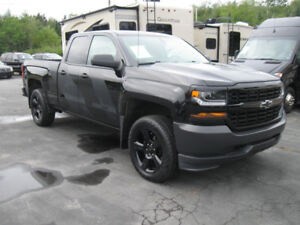 JUST IN - 2017 Chev Silverado 1500 SPECIAL OPS EDITION