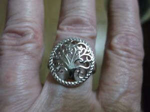 Sterling silver .925 ladies rings for sale
