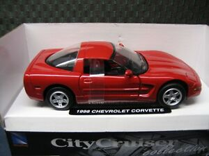 2 Diecast Chev muscle cars 1:32 scale