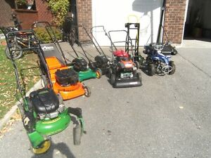 LAWNMOWER REPAIR &TUNE-UP