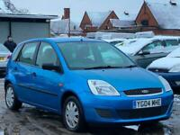 * 2004 Ford Fiesta 1.4 TDCi GHIA 5 DOOR + £30 / YEAR ROAD TAX + CLICK & COLLECT