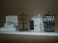 Various Kitchen Items - and Furniture Great deals!