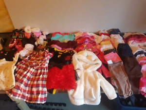Huge lot of 3-6month clothes