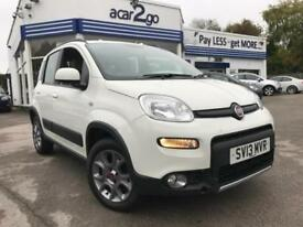 2013 Fiat PANDA TWINAIR Manual Hatchback