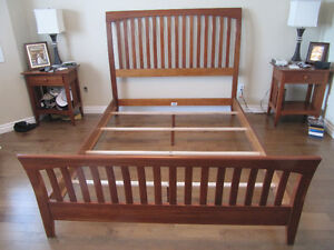 Ethan Allen Bed for Sale Strathcona County Edmonton Area image 1