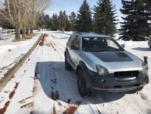 1997 Isuzu VehiCROSS SUV, Crossover