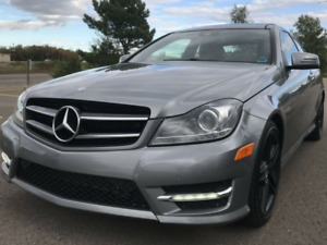 """2014 Mercedes Benz """"COUPE"""" C350 4matic AMG Package"""