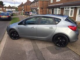 Vauxhall Astra Limited Edition 1.6.