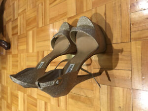 Chaussures brillantes Steve Madden taille 8