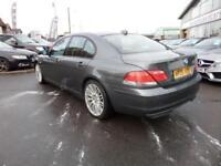 2008 BMW 7 Series 730d Sport 4dr Auto 4 door Saloon