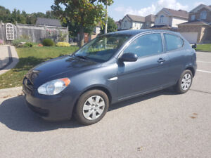 2010 Hyundai Accent Certified, mint. Must see and drive !!