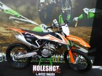 KTM SXF 350 Motocross Bike