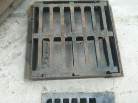 Cast iron water great drainage still available