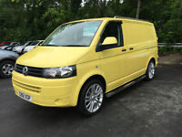 Volkswagen Transporter 2.0TDi ( 140PS ) SWB T28 68K FSH COLOUR CODED PANEL VAN