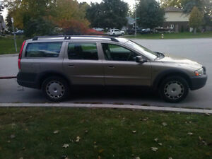 2001 Volvo XC70 Wagon parts car REDUCED