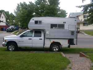 Camper needs trailer to move