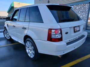 **2009 SUPERCHARGED Range Rover SPORT**