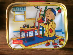 Caillou Lunch Bag Carrier Briefcase