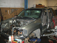 PARTING OUT: 2003 GMC ENVOY