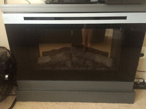 Electric Fireplace, barely used