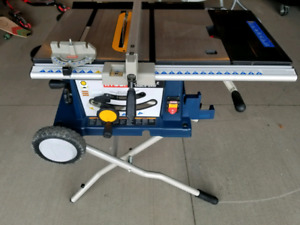 10 inch Foldable Table Saw