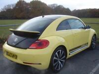 Volkswagen Beetle GSR TSI DSG