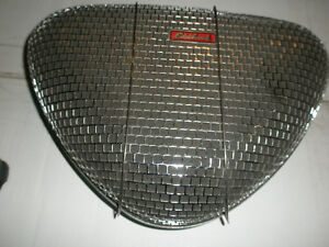 CHROME AIR FILTER EDELBROCK