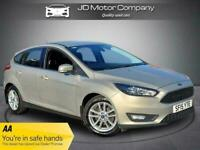 2015 Ford Focus ZETEC TDCI HATCHBACK Diesel Manual
