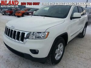 2011 Jeep Grand Cherokee Laredo  Auto,4X4,Sat Radio,Cloth Seats,