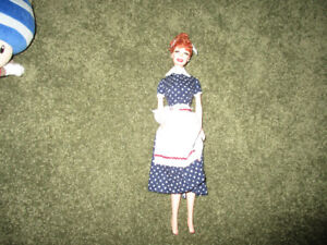 Barbie Lucille Ball doll new condition