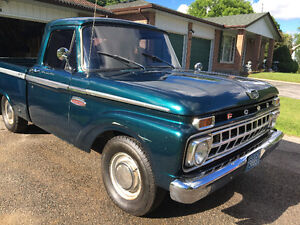 1965 Ford Shortbox 100 Twin I Beam