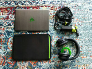 WANT TO SELL TRADE - RAZER BLADE STEALTH ULTRABOOK - i7 8GB RAM