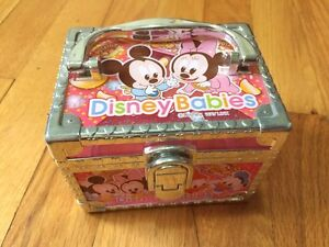 Disney Baby  box/Telus Sunglasses/Cirque Du Soleil butterfly