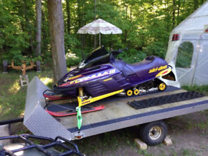 Wanted CDI with Key for SKI-Doo Formula III 600 Triple or Sell