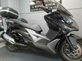 KYMCO XCITING 400cc SCOOTER 2014 LOW MILEAGE