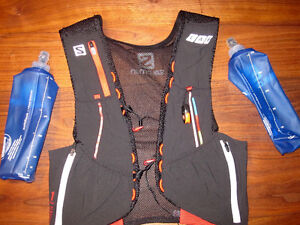 veste trail running salomon s-lab sense set